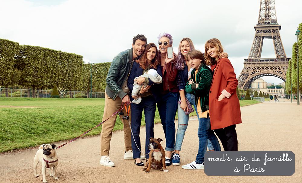 mod's air de famille a Paris